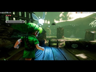 Unreal Engine 4 [4.15] Zelda Ocarina Of Time