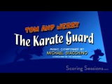 Michael Giacchino scores TOM & JERRY: THE KARATE GUARD