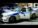 Спец.батальон ГИБДД. Кортеж для Путина. Тест-драйв Mercedes W212 E350 AMG
