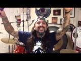 Mike Portnoys Gong Cam for Hakens Crystallised