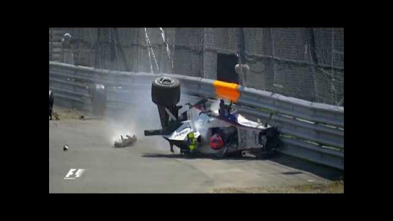 Robert Kubica's 2007 Canadian Grand Prix