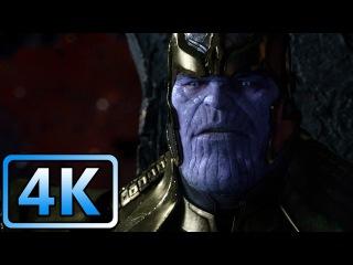 Ronan Meets Thanos | Guardians of the Galaxy (2014) | 4K ULTRA HD