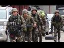 Филиппины Военные продолжают наступление против боевиков в Марави.