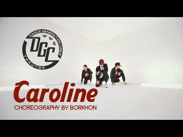 Borkhon Choreography   'Caroline' by Amine   Dance Generation