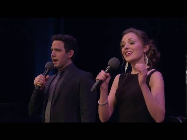 Anything You Can Do -- Laura Osnes Santino Fontana