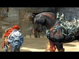 Ruin The Horse of War. Horseman of Apocalypse Reunites with His Steed (Darksiders 1)