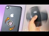Как самостоятельно сделать Спиннер из iPhone 7
