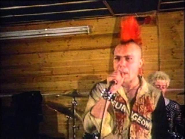 The Exploited - Compilation Vol.1 (2012) [03]. Fuck The USA - UKDK (1982)
