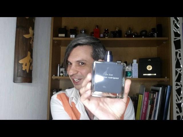 75 парфюмерный монолог Narciso Rodriguez for him дохлый винтаж Patou