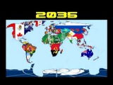 Our world in the next 80 years! (REAL FUTURE PREDICTION)