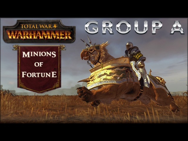 Warhammer: Minions of Fortune. Группа А. [TWR] Danko vs Rakdos