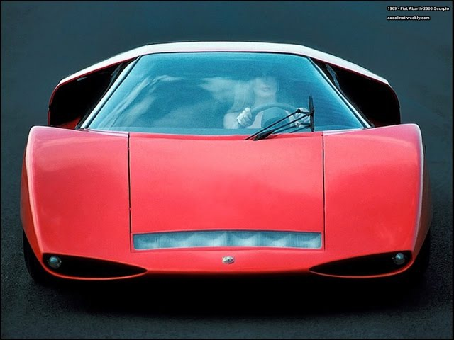 The Best Concept and contemporary cars of the 60s and 70s