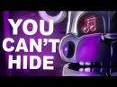 FNAF SISTER LOCATION SONG   You Can't Hide by CK9C [Official SFM]