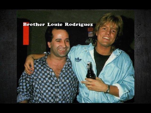 Lian Ross Luis Rodriguez Brother Louie (Modern Talking)