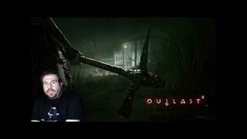 Outlast 2 - ÇOK KORKUYORUM AMA YEDEK ÇAMAŞIRIM VAR NEYSE Kİ