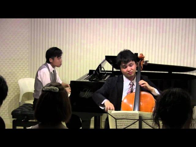 Atsushi78 Francoeur,F./Cello Sonata E-dur