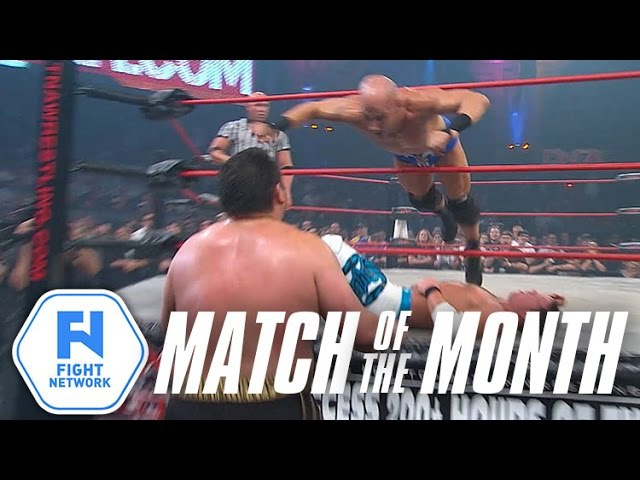 AJ Styles vs Samoa Joe vs Christopher Daniels (Turning Point 2009) | Match of the Month