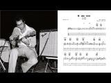 Ol' man river - Ted Greene (Transcription)