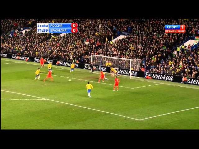 Россия - Бразилия 1-1 обзор / Russia - Brazil 1-1 review 26/03/2013 1080p
