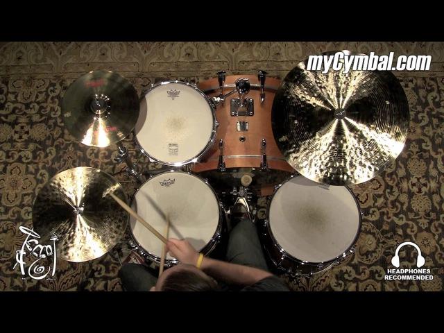 Zildjian 11 Oriental Trash Splash Cymbal - 346g (A0611-1061015A)