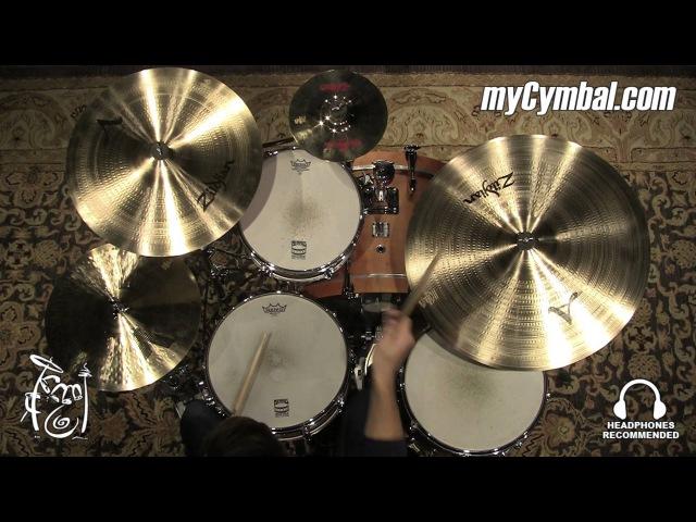 Zildjian 9 FX Oriental Trash Splash Cymbal - 211g (A0609-1111715OO)