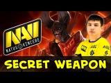 NaVi secret hero — Sonneiko practicing Doom