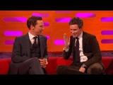 The Graham Norton Show S20E05 - Benedict Cumberbatch, Eddie Redmayne, Bryan Cranston, LeAnn Rimes