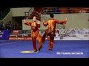 2016年全中国武术套路冠军赛 混合双人太极拳1st戴丹丹&王静申(浙江)