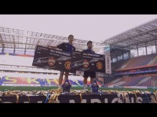 adidas football. #TangoLeague Moscow на стадионе ЦСКА
