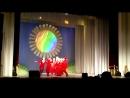 Аварский танец. Отчётный концерт образцового ансамбля танца Радуга.