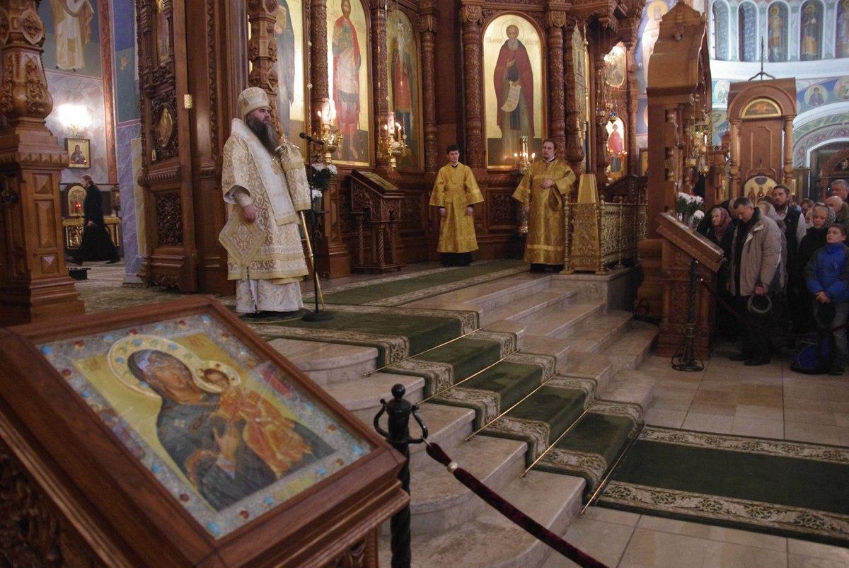 Митрополит Георгий соболезнует семьям погибших в авиакатастрофе над Черным морем