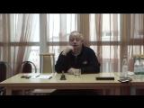 Минин В.М. - выступление 27.10.2016, обозначение целей, знакомство с новичками ч