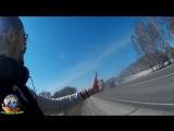 VLOG#68 - Автостопом до КУЗБАССА | прощай МОСКВА, Россия