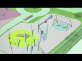 Туапсинцы уже знают о новой детской площадке, которая вскоре появится на Сортировке, в переулке Гражданском.