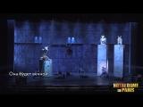 Мюзикл Notre Dame de Paris на гастролях в Ницце