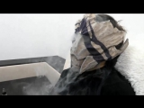 Работа ученицы Анастасии Сокол. Маска Ветры из Масс Эффект Андромеда