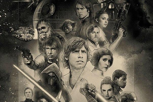 Сегодня большой день — вселенной Star Wars исполняется 40 лет. Именно в этот день, 25 мая 1977 года в кинотеатры вышел первый фильм франшизы — «Звёздные войны. Эпизод IV: Новая надежда».