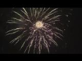 Праздничный салют. День Победы. г.Сыктывкар. 09.05.2017 (первое видео)