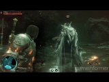 Exclusive Gameplay Of A Nazgul Boss Fight In Middle-earth: Shadow Of War