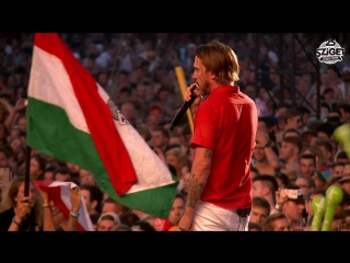 Billy Talent - Leave Them All Behind | festival Sziget 2017