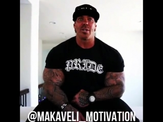 MAKAVELI_MOTIVATION Bodybuilding is a difficult road. R.I.P. Rich Piana (1971-2017)