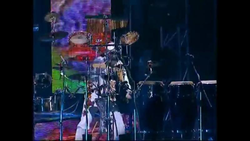 Brilliant Drums Solo of RISHAD SHAFI BESAME MUCHO 2006 year