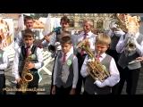 Детский эстрадно-духовой оркестр Эврика  (Анапа, Краснодарский край).