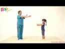Утренняя гимнастика зарядка для детей 4 5 лет