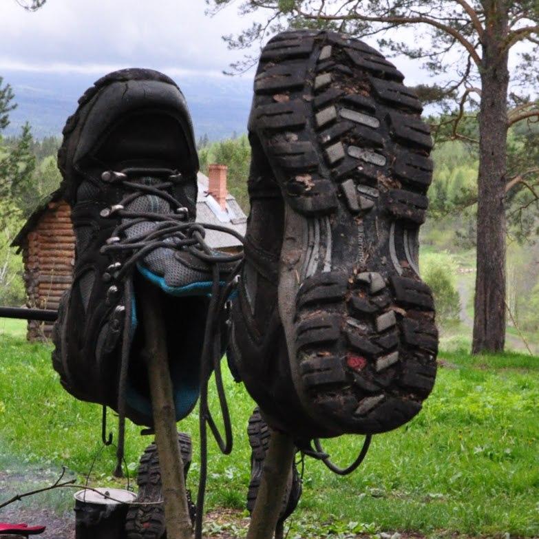 Обувь для похода. Треккинговая обувь Karrimor