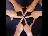Finger Kaleidoscope