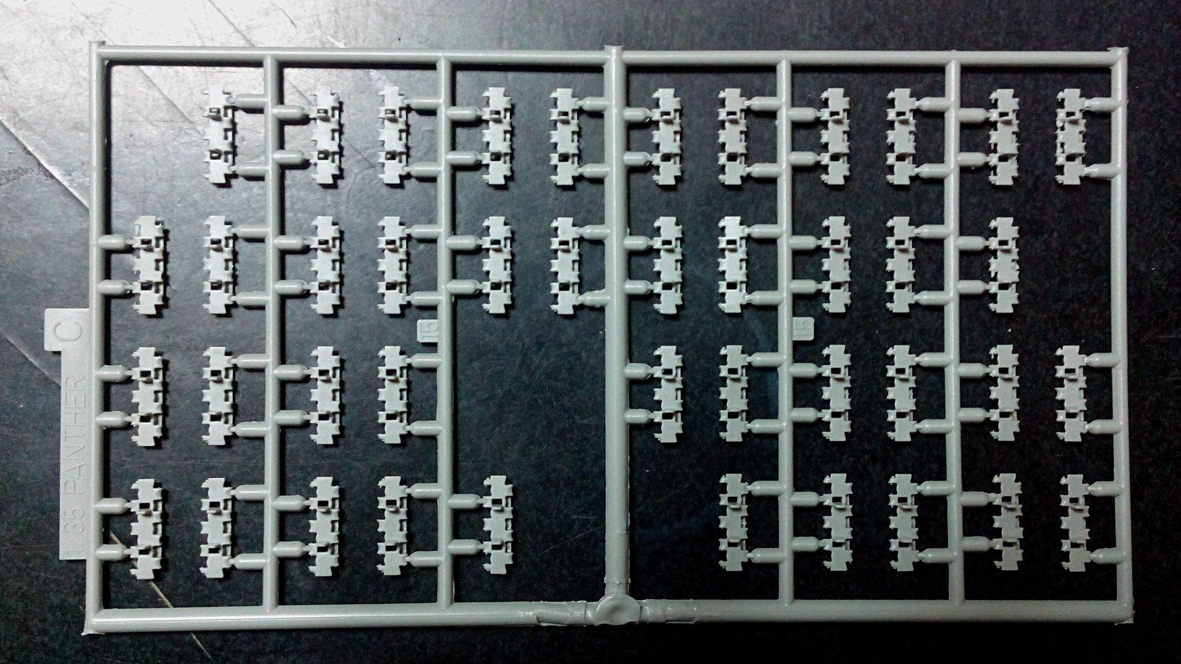 Продам траки Panther (поздние модификации, A,F,G) от Dragon Z_MZc4Det7k