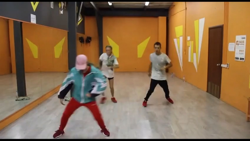 Usher- Yeah ( choreo by Taraz)