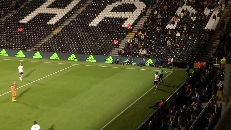 Фулхэм — Халл Сити   Чемпионат Англии 2017-2018   Championship   7-й тур   Полностью матч HD   14.09.2017