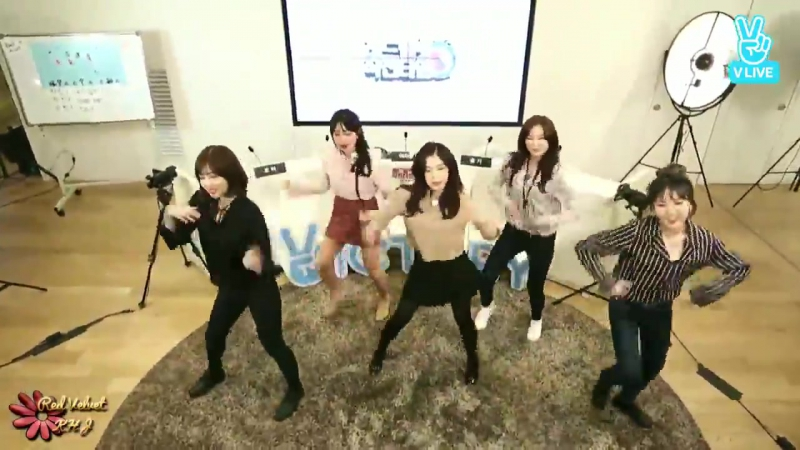 RV x SHINee x EXO x SNSD